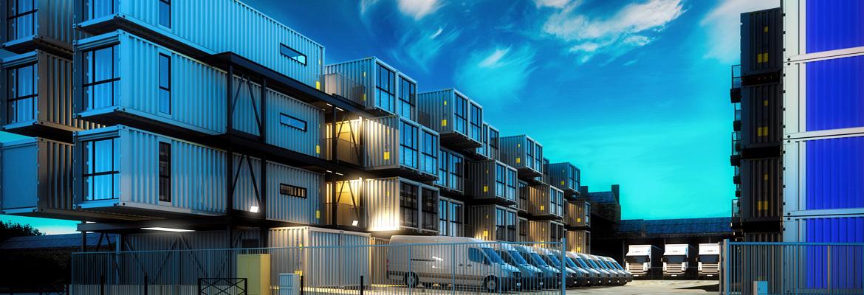 ERWE ist seit 1971 der Spezialist für Mobile Festbauten sowie Modulbau und produziert modulare Gebäude nach Ihren Vorgaben. Wir bieten Einzelcontainer, Containeranlagen und mobile Gebäude für Büro, Verwaltung, Meeting-Points, Pförtnerbauten, Kassenbauten, Kindergärten, Schulen, Bildungsimmobilien, Kommunalbauten, Camps, Notunterkünfte, Flüchtlingsdörfer, Unterkünfte für Asylbewerber, Banken, Sparkassen, Versicherungen, Baubüros, Unterkünfte, Wohnkonzepte, Wohnheime, Pflegeheime, Ärzte, Krankenhäuser, Gesundheitsimmobilien, Verkaufsstandorte, Gastronomie, Events, Messen, Ausstellungen, Kraftwerke, Raffinerien, Sicherheitsbereiche und viele andere Einsatzmöglichkeiten. Dank unserem flexiblem Bausystem sind die ERWE Arbeits- und Wohnmodule jederzeit anpassungsfähig und garantieren somit stets die perfekte Lösung für Ihre Bedürfnisse.