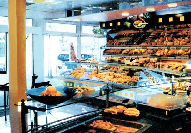 ERWE Containersysteme - Anwendungsbeispiel: Verschiedenes von der Gastronomie bis zur Flughafenabfertigung