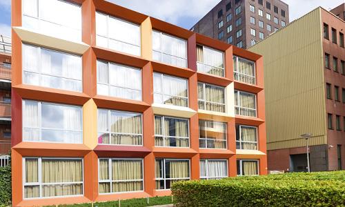 Schlüsselfertigbau - Schlüsselfertiger Geschosswohnungsbau. ERWE – Ihre Experten für modulares Bauen und Wohnen. Wohnraum schaffen durch Modul- und Systembau.