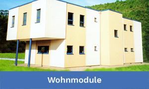 Wohnmodule – Wohn- und Pflegeheime, Notunterkünfte und Flüchtlingsdörfer