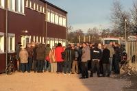 Notunterkunft für Flüchtlinge - Containerlösungen von ERWE