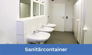 Sanitärcontainer (Dusch- und WC-Container)